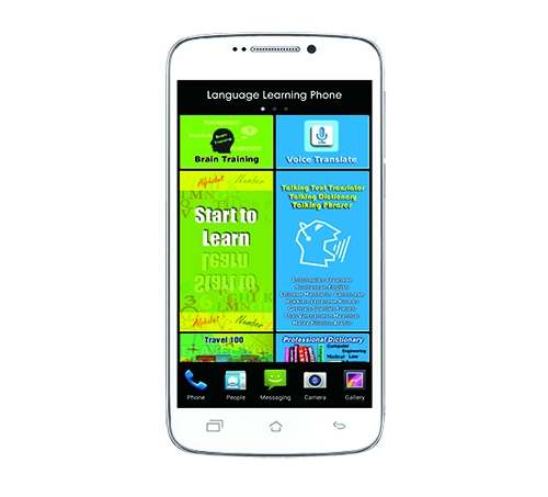 LANGUAGE LEARNING PHONE
