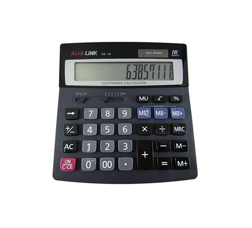 CALCULATOR CD-16