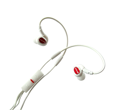 EARPHONE 54 WHITE