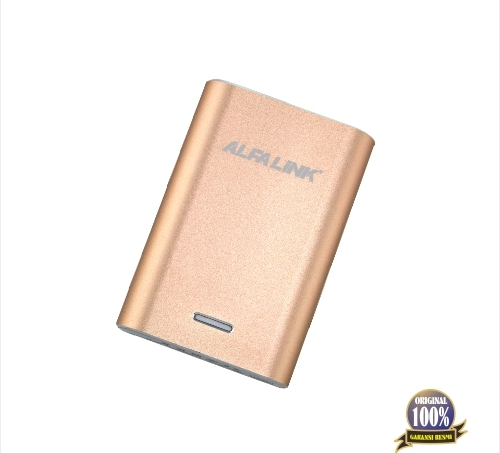 POWER BANK 7800 F GOLD