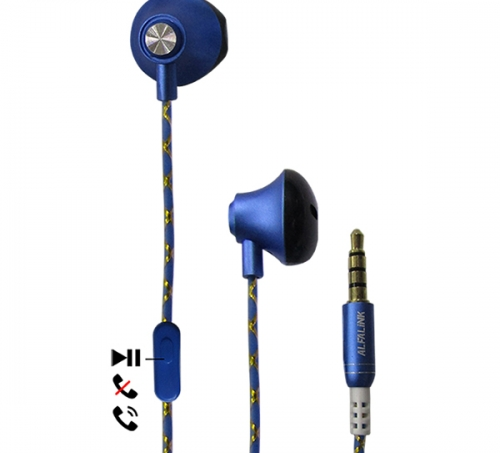 ALFA LINK EARPHONE AEP 31 BLUE