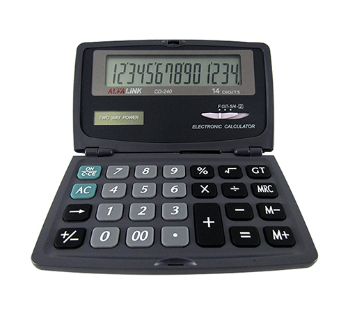 CALCULATOR CD-240