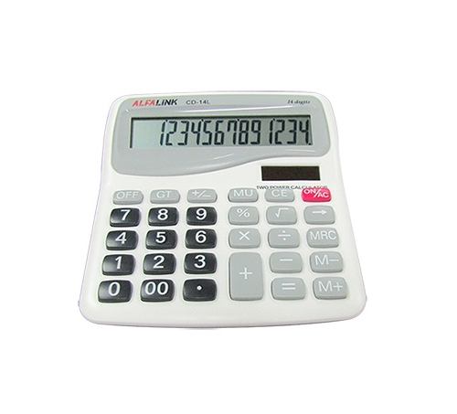CALCULATOR CD-14L