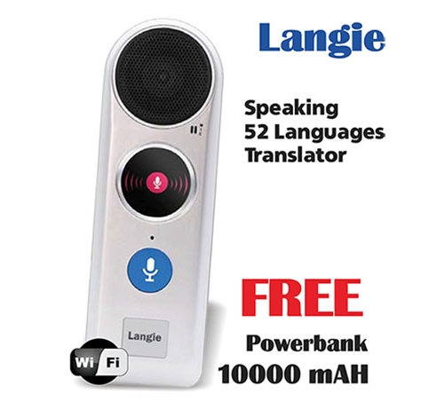 ALFA LINK LANGIE SPEAKING TRANSLATOR 52