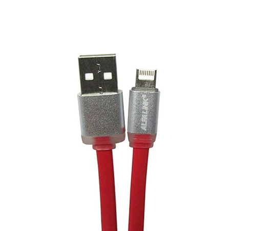 KABEL IDROID ( USB DATA CABLE ) RED