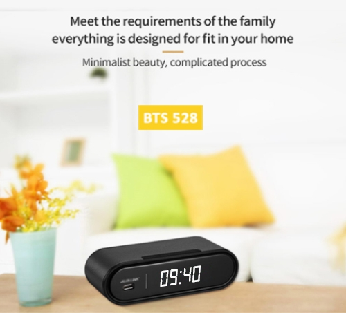 BLUETOOTH SPEAKER BTS-528 Black