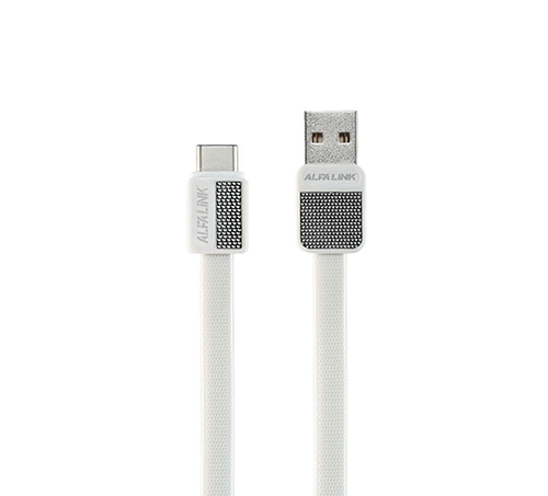 PLATINUM TYPE C CABLE WHITE