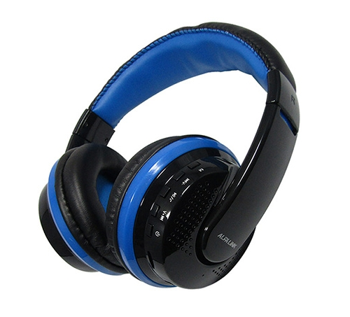 BLUETOOTH HEADSET 266 BLUE