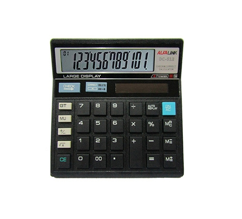 CALCULATOR DC-512