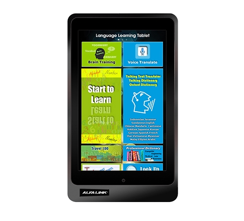 LANGUAGE LEARNING TABLET