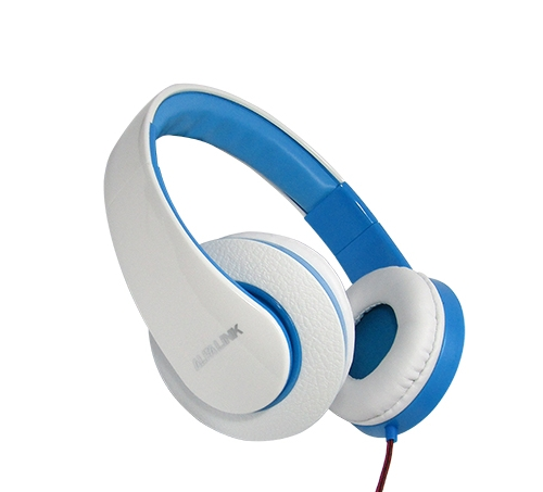NON BLUETOOTH HEADSET 220 WHITE - BLUE
