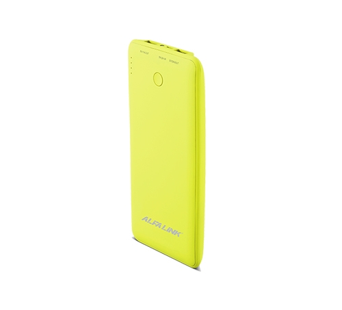 POWER BANK 10000 R LEMON
