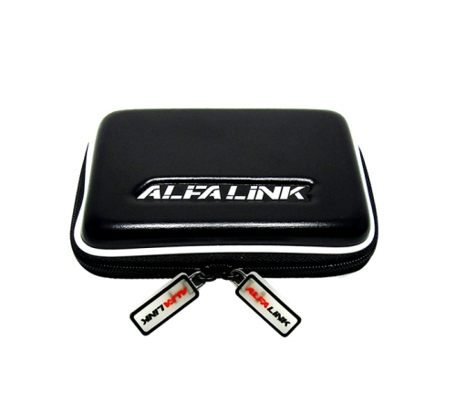 ALFA LINK POUCH MINI BLACK