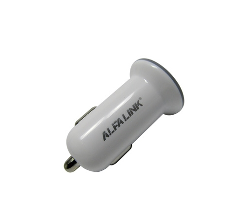MINI CAR CHARGER 502 WHITE