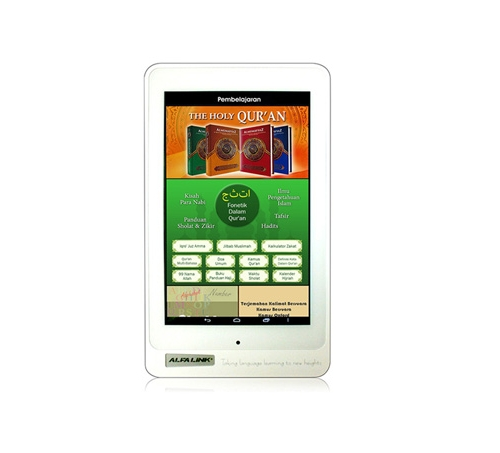 LANGUAGE LEARNING & QUR'AN TABLET 70