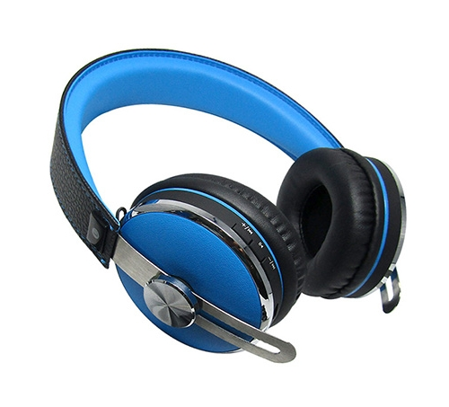 BLUETOOTH HEADPHONE 130 BLUE