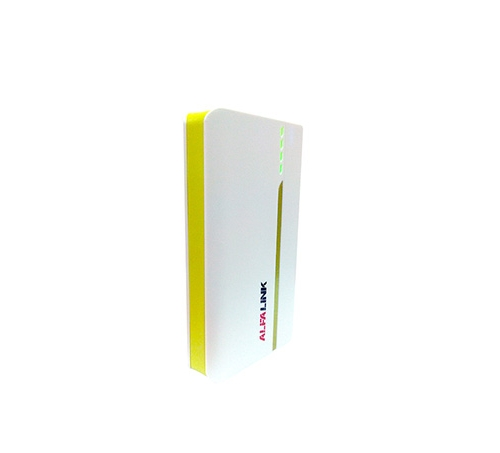 POWER BANK 10000 F WHITE GREEN