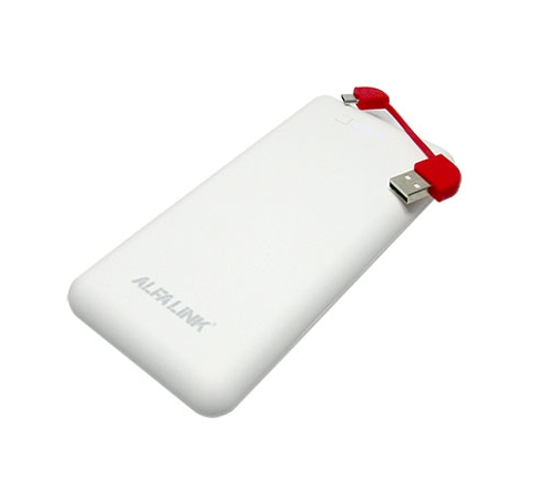POWER BANK 10000 FC WHITE