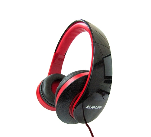 NON BLUETOOTH HEADSET 220 BLACK - RED