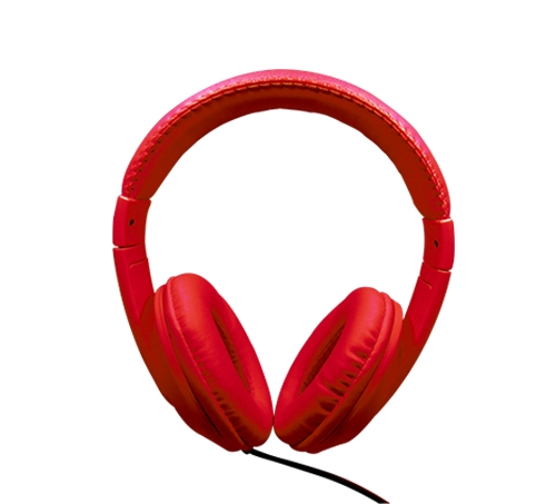 NON BLUETOOTH HEADSET 213 RED