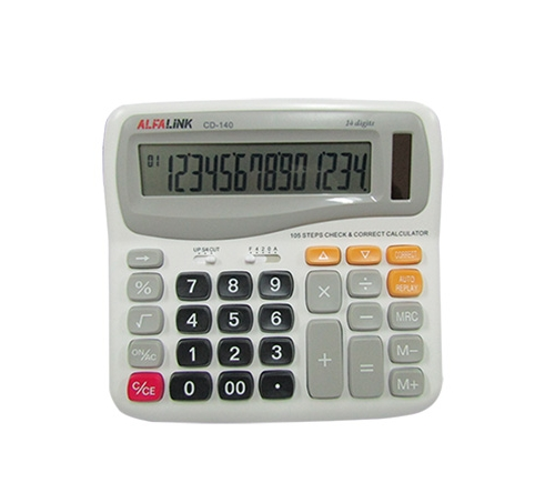 CALCULATOR CD-140