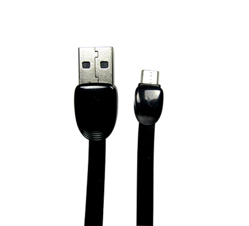 USB CABLE SHELL MICRO BLACK