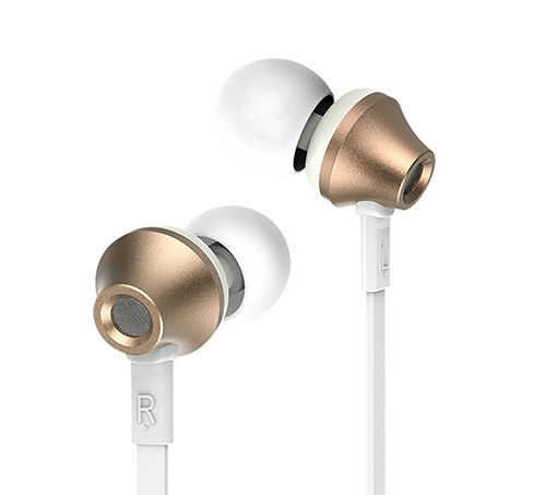 EARPHONE 32 GOLD