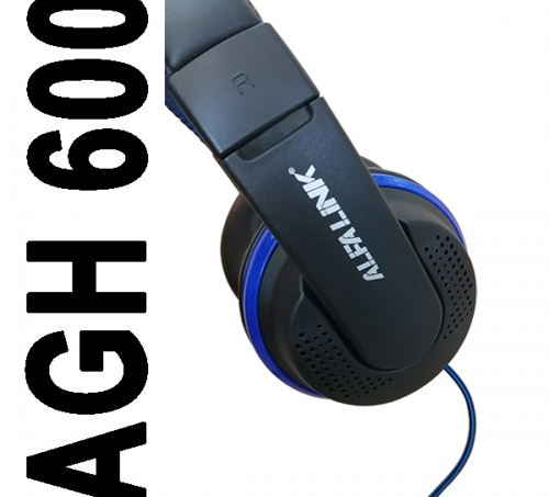 ALFA LINK GAMING HEADSET AGH 600 BLUE