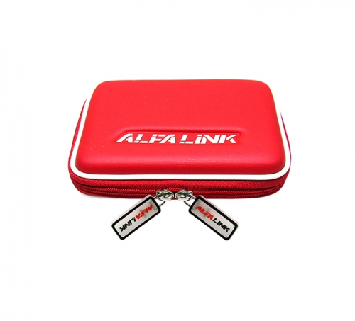 ALFA LINK POUCH MINI RED